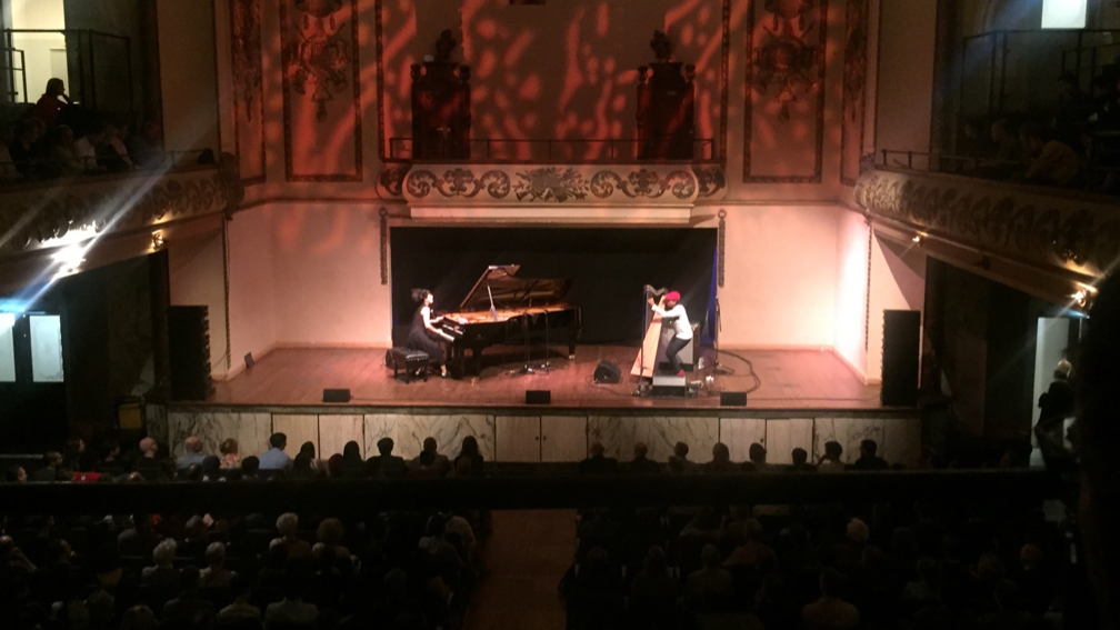 Hiromi concert blew our minds