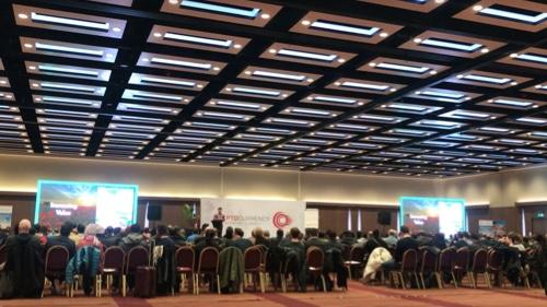 Blockchain revolution keynote